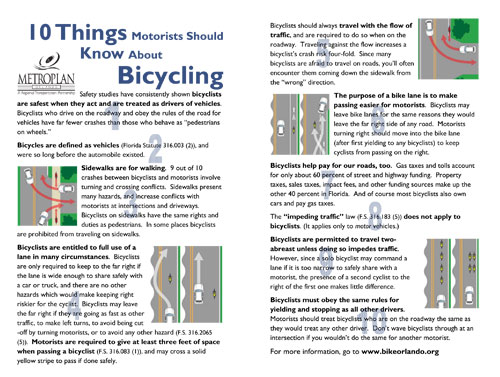 10ThingsAboutBicycling