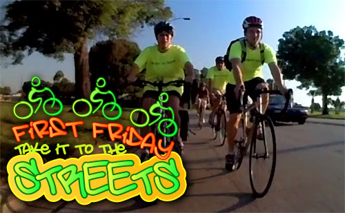 First Fridays: A Ride To Promote Civility