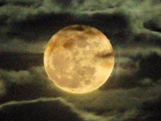 Full Thunder Moon Lives Up To Its Name Commute Orlando