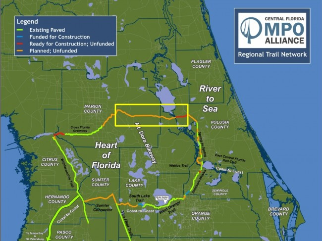 Heart of Florida Loop