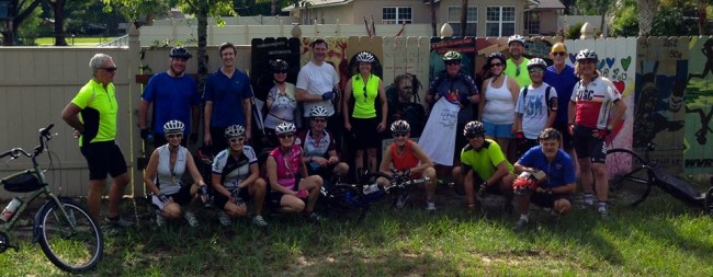 RWL 3 Orlando on Seminole Wekiva Trail