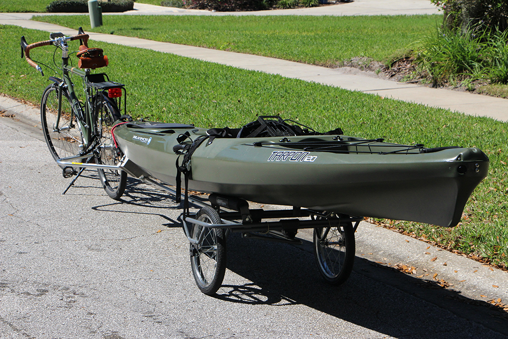 Pedaling To Paddle Commute Orlando